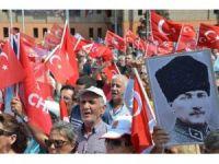 Eskişehir'de 30 Ağustos Zafer Bayramı coşkusu