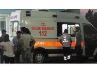 Bartın'da bıçaklı kavga: 1 yaralı
