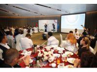 Bilal Erdoğan ve Etnospor sevdalıları teşekkür yemeğinde buluştu