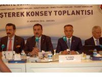 Bakan Tüfenkci, TOBB Müşterek Konsey Toplantısı'na katıldı