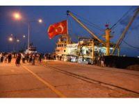 Sinop'ta balıkçılık av sezonu açılışı