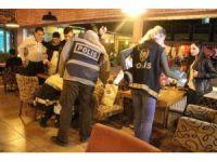 Elazığ'da 500 polisle huzur operasyonu