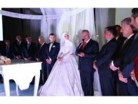 Başbakan Binali Yıldırım, yeğeninin nikah şahidi oldu