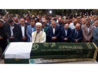 45 günlük yaşam mücadelesini kaybeden AK Partili başkan toprağa verildi.