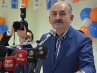 """Müezzinoğlu: """"Hainleri devlet kadrolarından tasfiye edeceğiz"""""""