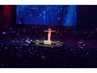 Seda Sayan ve Aynur Aydın'dan muhteşem konser