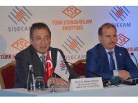 Şişecam, TSE ile stratejik işbirliği protokolü imzaladı