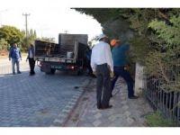800 bin liralık lüks dublekslerin istinat duvarları kaçak çıktı