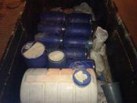 Erciş'te kamyondaki 4 tonluk bombanın düzenekleri iptal edildi