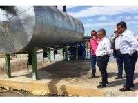 Kuşadası'nda jeotermal dağıtım otomasyonu çalışmaları sürüyor