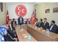 """Topçu: """"MHP 15 Temmuz'da dik duruş sergiledi"""""""