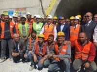 Bakan Arslan, İzmir'le Manisa'yı yakınlaştıracak tünel için tarih verdi