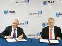 Limar A.Ş ve Duisburger Hafen AG, ortak şirket için Rekabet Kurumu'na başvuruda bulundu