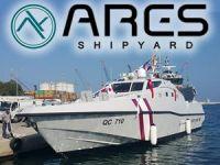 Katar Sahil Güvenlik Komutanlığı'na inşa edilen botların 4 adedi teslim ediliyor