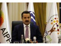 """Bakan Çelik: """"EXPO 2016 Antalya'yı 3 milyon 280 bin kişi ziyaret etti"""""""