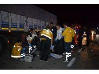 Kocaeli'de feci kaza: 3 ölü, 2 yaralı