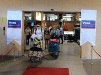 Türkiye'ye gelen turist sayısı Ağustos'ta yüzde 37,96 azaldı