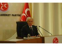 MHP lideri Devlet Bahçeli gündemi değerlendirdi