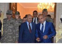 Milli Savunma Bakanı Fikri Işık, Valiliği ziyaret etti
