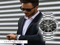Dünyanın En İyi Markaları Konyalı Saat Koleksiyonunda