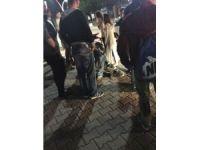 Bartın'da motosiklet cipe çarptı: 1 yaralı