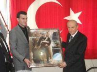 Burak Pehlivan MHP Aydın il başkanlığına atandı
