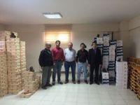 Ürgüp Ticaret Odası bin öğrenciye ayakkabı yardımında bulundu