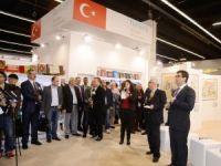 Frankfurt Kitap Fuarı'nda Türk stantlarına büyük ilgi
