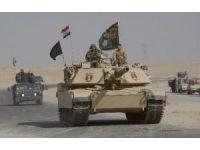 Irak ordusunda Şii flamaları