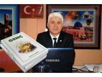 Yazar Mehmet Sarmış'ın yeni kitabı 'Genç' çıktı