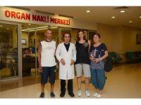Makedon hasta, kuzeninden alınan karaciğerle sağlığına kavuştu