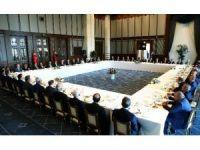 Cumhurbaşkanı Erdoğan, Doğu ve Güneydoğu kanaat önderleri ile birlikte