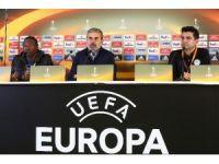Atiker Konyaspor, Avrupa'daki ilk puanını aldı