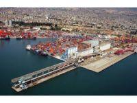 Mersin ihracatta 298 milyon dolar kaybetti