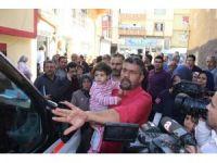 Gaziantep'te kaybolan minik Hatice Kübra sokakta bulundu