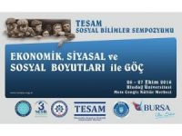 Göç sorunu, Uludağ Üniversitesi'nde masaya yatırılıyor
