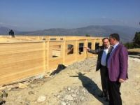 Vezirhan Belediye Başkanı Duymuş'tan Geyve'ye ziyaret