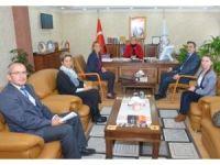Eskişehir Kızılay Kan Bağış Merkezinden İl Müdürü Durmuş'a ziyaret