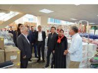 Tuzla Belediyesi sosyal belediyecilik hizmetlerini Kırıkhan'a taşıdı