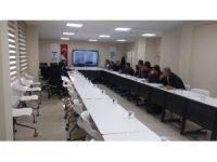 TESKİ personeline sıhhi tesisat projelerinin onaylanması eğitimi verildi