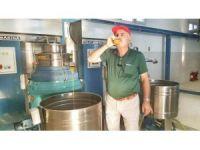 MZO Zeytinyağı fabrikası sezonu açtı