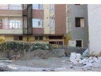 Suriyeli işçi hayatını kaybetti