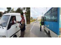 Trafik kazalarını önleme çalışmaları