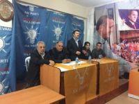 Mahmudiye'de Ak Parti Ekim Ayı İlçe Danışma Meclisi toplantısı