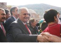 Başbakan Binali Yıldırım Afyonkarahisar'da