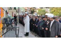 Simavlı hayırsever doktor İbrahim Naci Eren son yolculuğuna uğurlandı