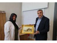 Başkan Toçoğlu Akyazı SGM'ni ziyaret etti
