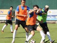 Antalyaspor, Beşiktaş maçı hazırlıklarına devam ediyor