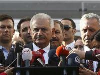 Başbakan Yıldırım: Irak'ın terör örgütlerini zapturapt altına alması lazım