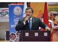 Salim Kayıcı, yeniden başkan seçildi